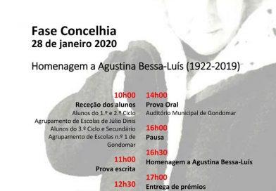 Concurso Nacional de Leitura. Ler e compreender Agustina Bessa-Luís
