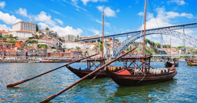 Conhecer a cidade do Porto