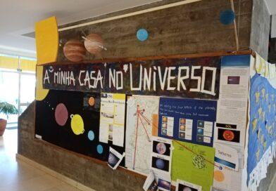 """""""A minha Casa no Universo"""" DAC concretizado nas turmas 7.ºA, 7.ºB e 7.ºC"""